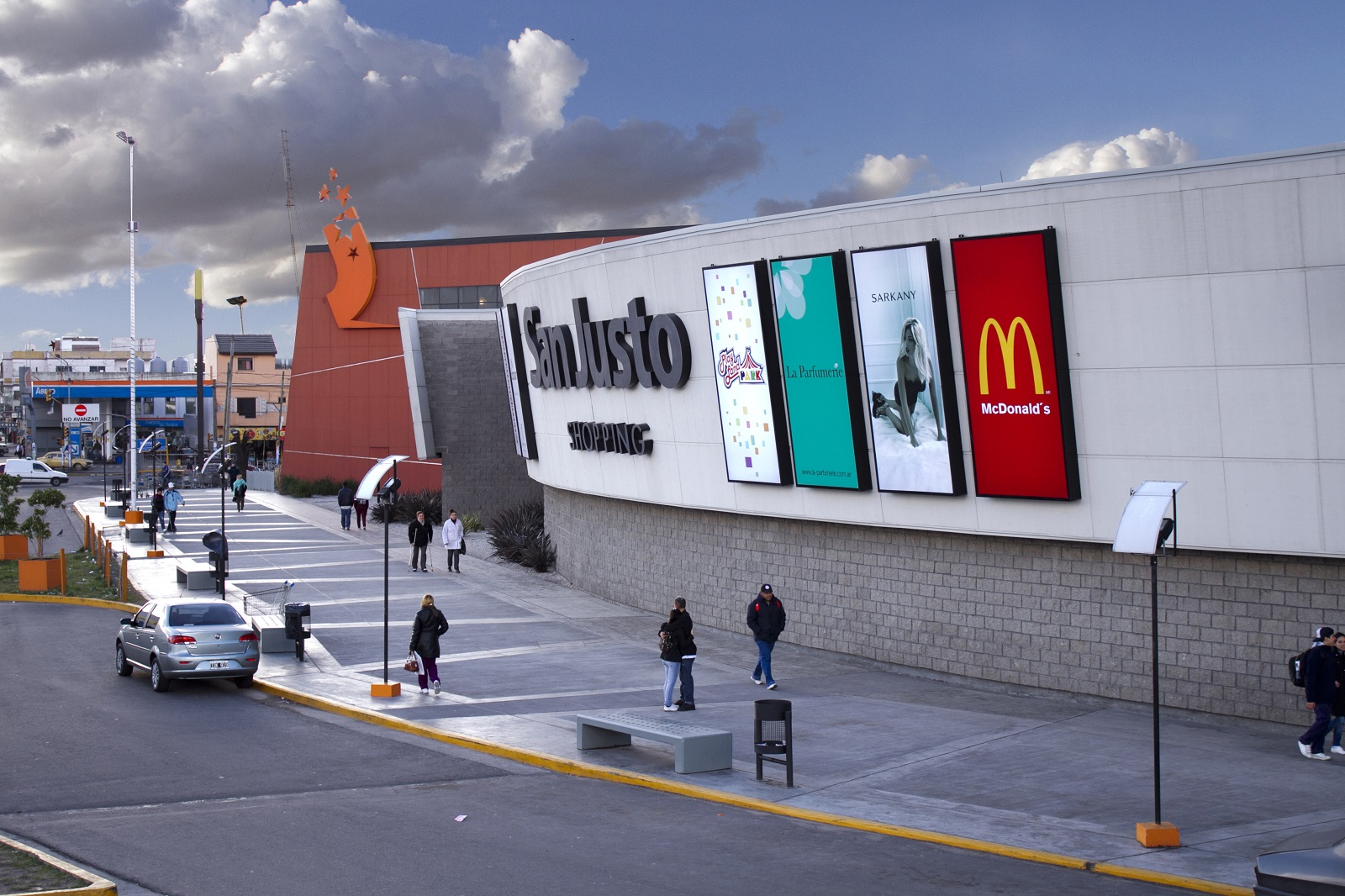 San Justo Shopping Gla